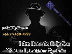 Do you want to hire private private investigator Australia? Here you can find some ideas while hiring a private detective in Sydney. Private investigator gold coast are usually hired for background checks, tracing missing persons, verifying information and much more.