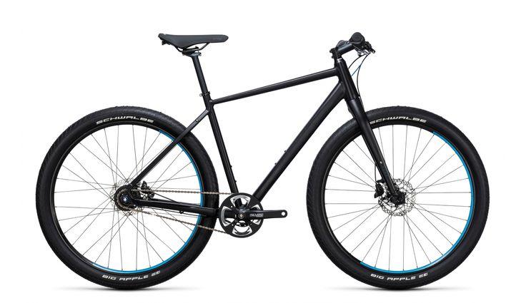 Cube Hyde Pro black'n'blue günstig kaufen ▷ fahrrad.de
