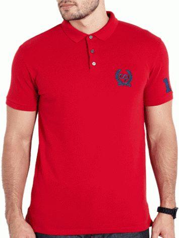 Red Tshirt for men