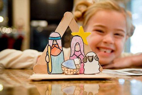 Natale fai da te: i consigli di Riviera dei Bambini per costruire il tuo presepe!