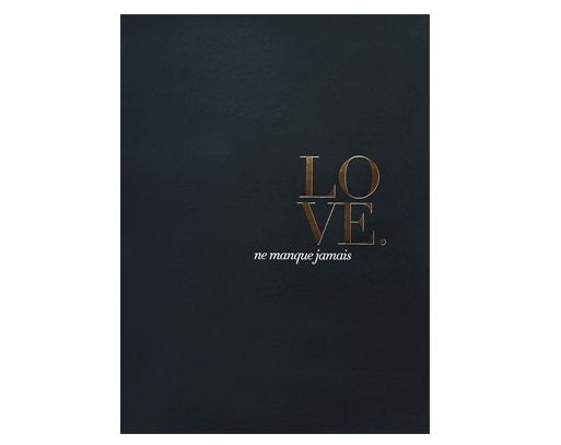 """DESIGN PRINT   """"Love never fails"""" is a very sleek design print that makes a chic addition to any home! frame it with IKEA Virserum gold frame 30x40cm. You'll love it!! x"""