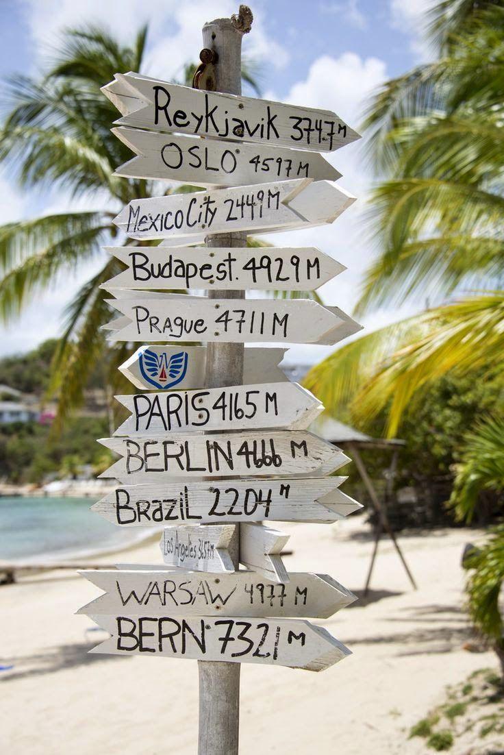 Antigua and Barbuda. Love the Shipyard sticker