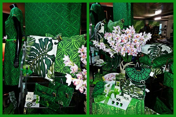 """Emerald with Envy!!!"".... Accessories & Homeware... In Store Now at Plantation House. Let the Games Begin!!!!"