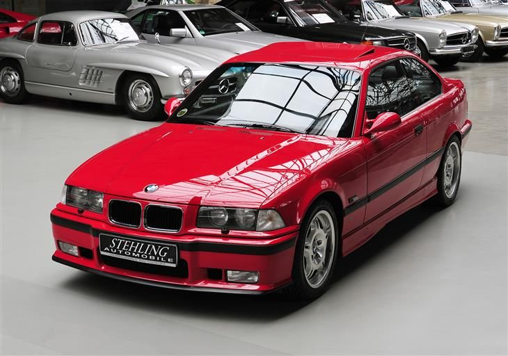 Classic BMW E36 M3 3.2 in stunning red (LHD) for sale in Greater London  with Classic & Sports Car Classifieds, the UK's best online classic car classifieds.
