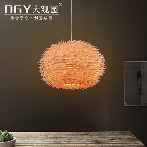 Quietness @ Loft Southeast Asian Creative Bamboo Lamp Chandelier Bamboo Teahouses Bamboo Lanterns Chandelier 600390Mm Pendant Lamp For Kids Bedroom Dinning Room Living Room