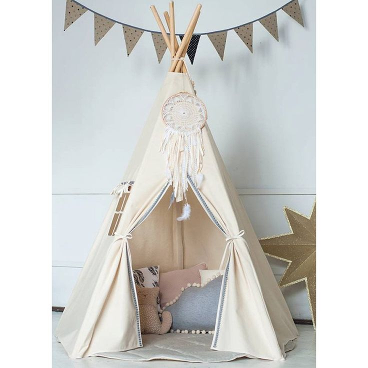 Free Love @New design kids play tent indian teepee children playhouse children play room teepee