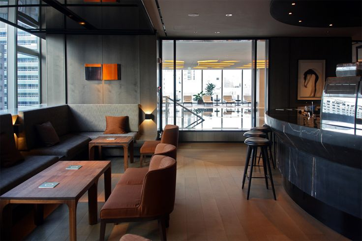 Four seasons seoul seoul and bar areas for Design hotel seoul