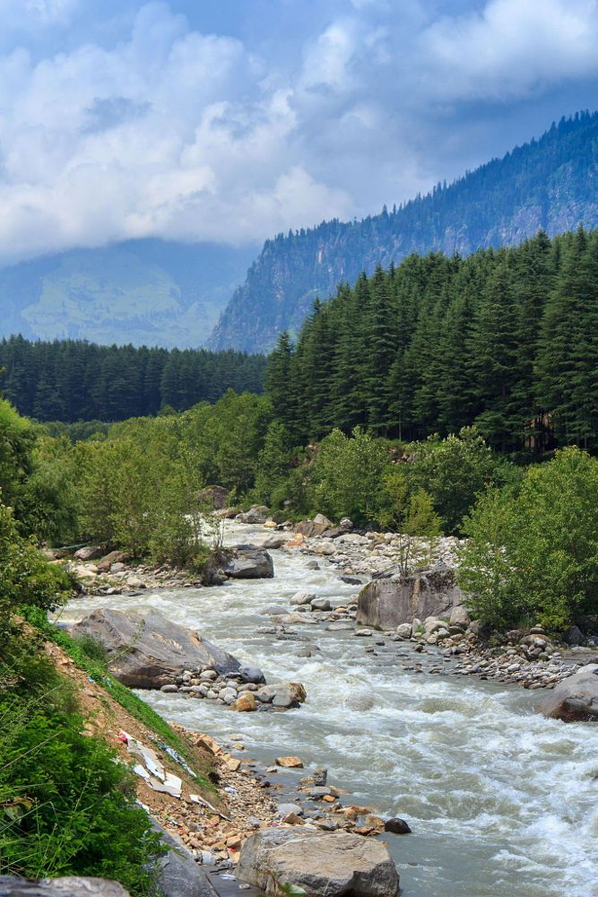 The beautiful Manali by Damien Thorne on 500px