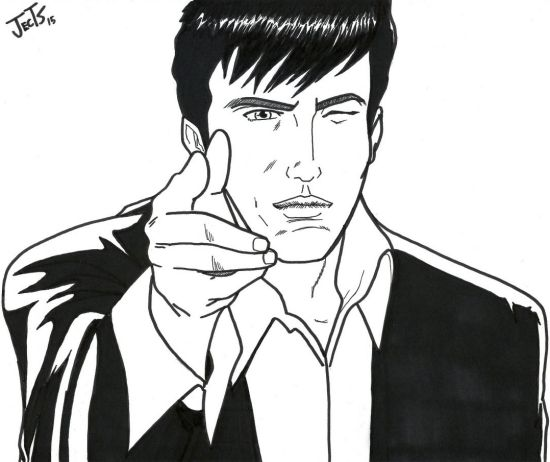 """Sergio """"Jects"""" Caggianelli: Dylan Dog"""