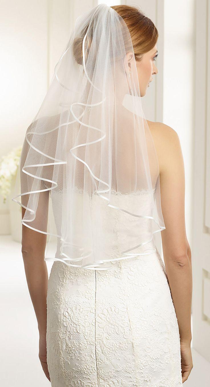 Stunning veil S6  from Bianco Evento #biancoevento #veil #weddingdress #weddingideas #bridetobe