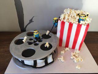 Leffakakku / Movie cake