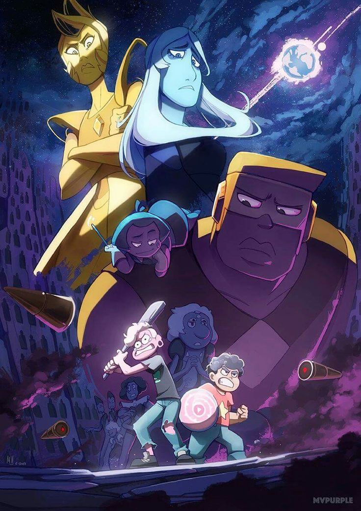 This looks awesome! So excited for the new season! - Steven Universe vs the Homeworld
