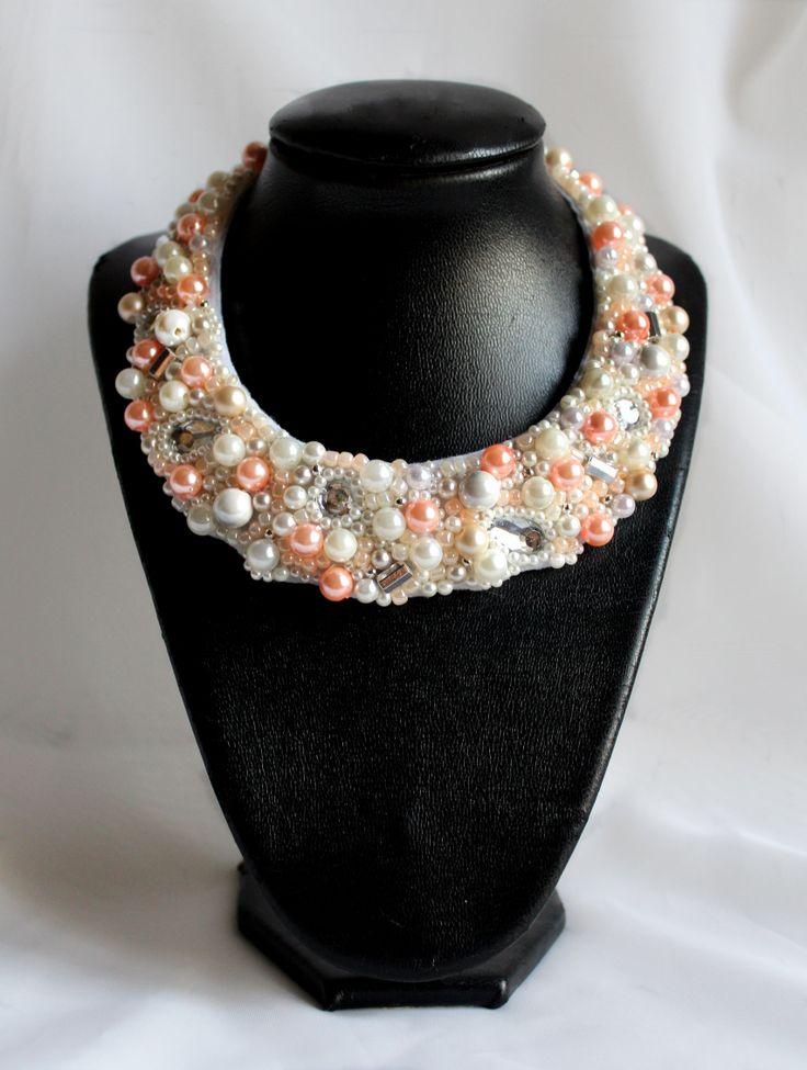 Model B60 Statement necklace