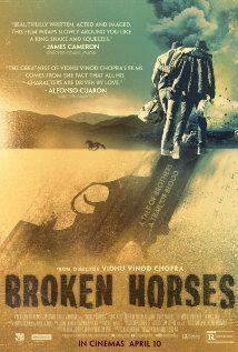 """Broken Horses"" rented from Redbox 09-2015"