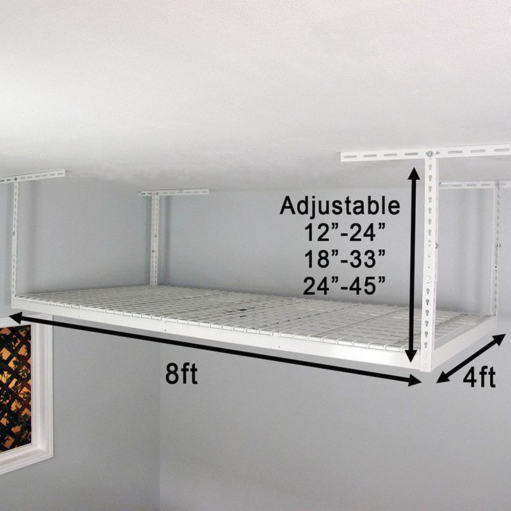 SafeRacks Overhead Garage Storage Rack  4  39. 10 Best ideas about Overhead Garage Storage on Pinterest   Garage