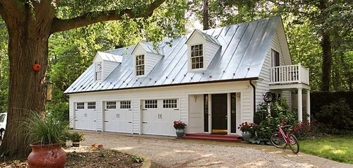 Pin de jd dillard en places pinterest for House plans with detached garage and guest house
