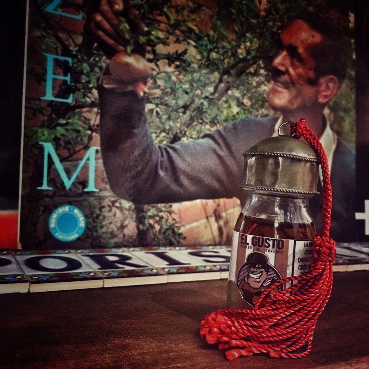 """E-liquide T.... gourmand """"EL GUSTO"""" de la gamme DEALER DE SAVEURS... Arôme aux notes de T.... et de dattes"""