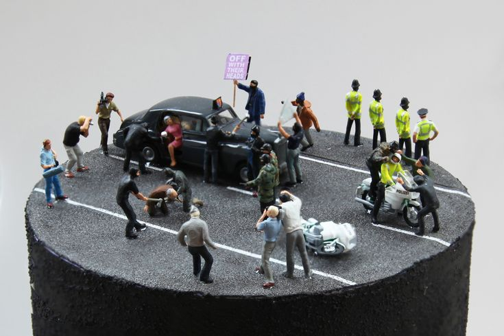 James Cauty – A Riot in a Jam Jar – Off Wiv Their Head