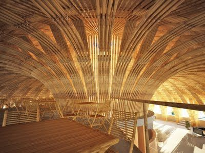 Bamboo Architecture Buildings And Structures 80 best structure bamboo images on pinterest | bamboo architecture