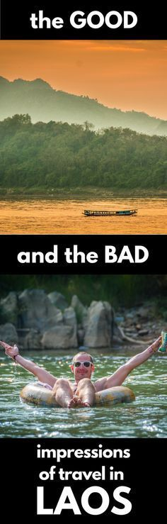The Good & the Bad of Laos. Click here to find out more!
