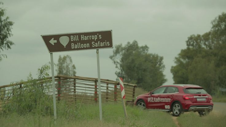 Mercedes-Benz #GLAadventure Pilanesberg weekend – the GLA
