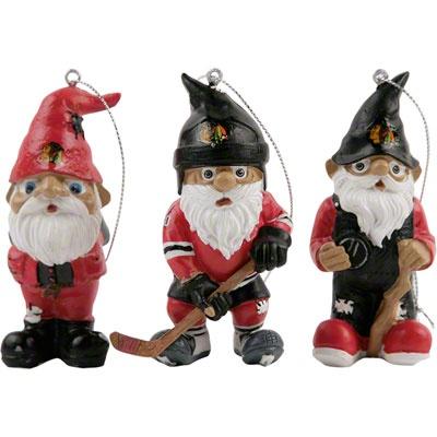 Chicago Blackhawks Gnomes Ornaments   //    http://c-product.images.fansedge.com/23-38/23-38645-Y.jpg