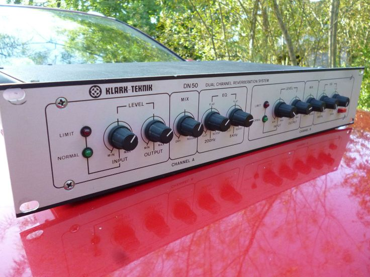 62 Best Images About Tape Echo Spring Reverb Plate
