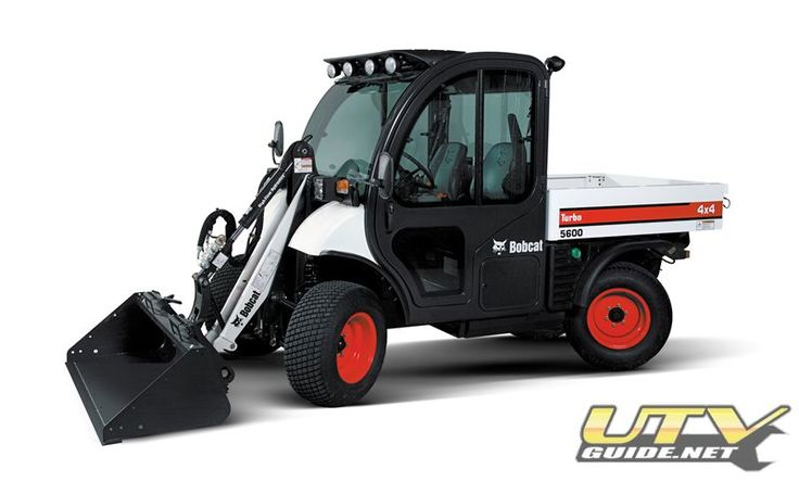 Bobcat - because this thing is AWESOME!!!