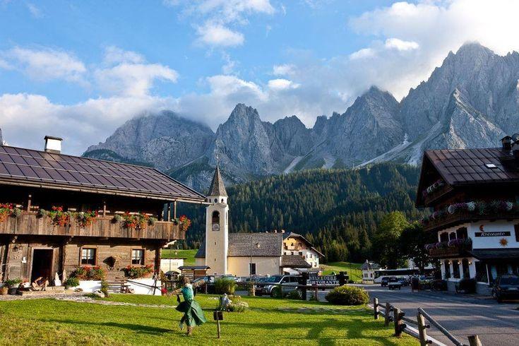 Sappada - Dolomites, province of Belluno, Veneto, Northern Italy
