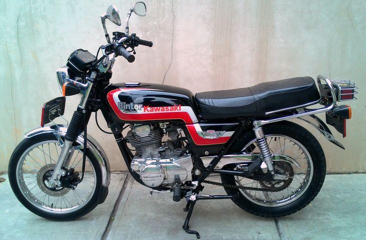 Kawasaki Binter merzy 1983 cobra