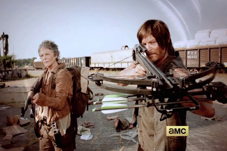 carol from walking dead | Daryl and Carol Reunite in New Walking Dead Teaser Trailer - The Daily ...