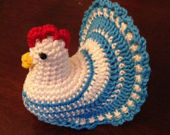 is pattern for purchase $3.00 Love thcrochet chicken pattern on Etsy, a global handmade and vintage marketplace.