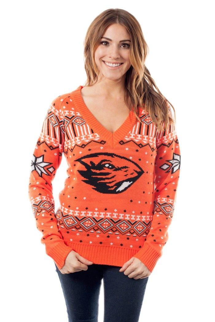 Women's Oregon State University Sweater