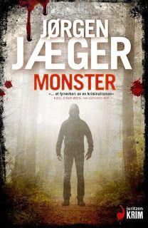 """"""" Born to be a reader"""": Monster av Jørgen Jæger !"""