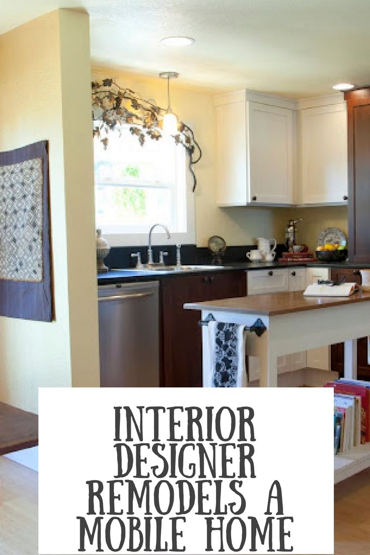 Inspiration From An Interior Designer S Manufactured Home Remodel