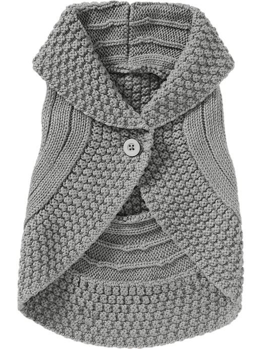 Old Navy | Shawl-Collar Sweater Vests for Baby