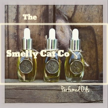 The Smelly Cat Co Perfumed Oils