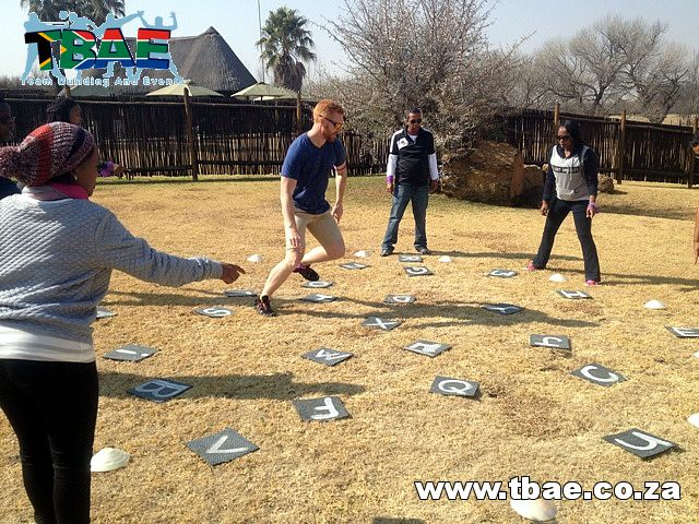Word Game #SAB #TeamBuilding