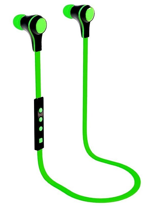 Mini Wireless Stereo Sports Running Gym Exercise Bluetooth Earbuds Headphones