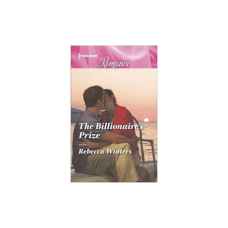 Billionaire's Prize (Paperback) (Rebecca Winters)