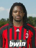 """Ibrahim """"Ibou"""" Ba (born January 12, 1973, Dalo, Dakar, Senegal) is a French professional football player of Senegalese descent. He is the son of 1970s Senegalese international footballer Ibrahima Ba (born 1951). Ibrahim's brother, Fabien (born October 22, 1994) is also a footballer playing in Italy"""