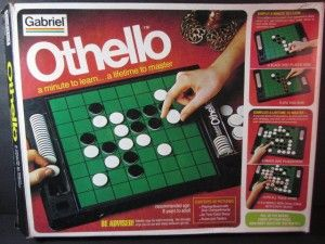 Othello's game, He is so smart