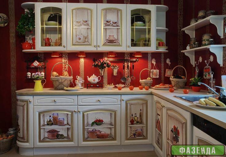 """Программа """"Фазенда"""" - Идеи для дома - Кухня"""