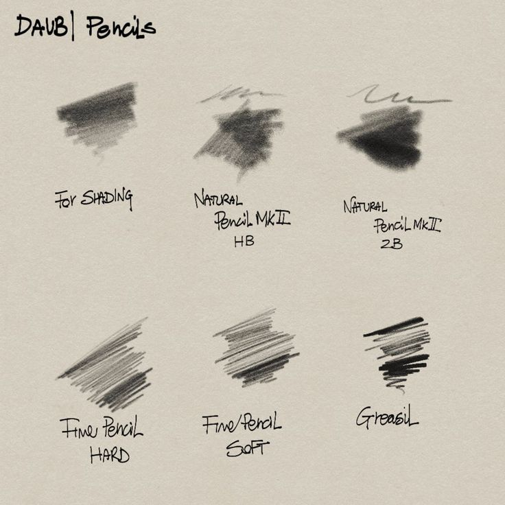 Free Manga Studio: Free Pencils For Manga Studio 5! By Paololimoncelli