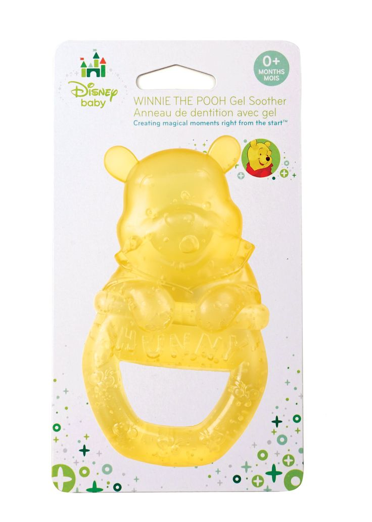 Amazon.com : Kids Preferred Disney Baby Gel Soother, Winnie The Pooh : Baby $5.99