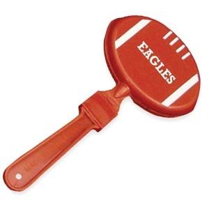 football noise maker from www.schoolspiritstore.com