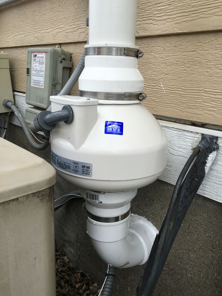 33 best radon mitigation images on pinterest buildings for Cheap radon mitigation