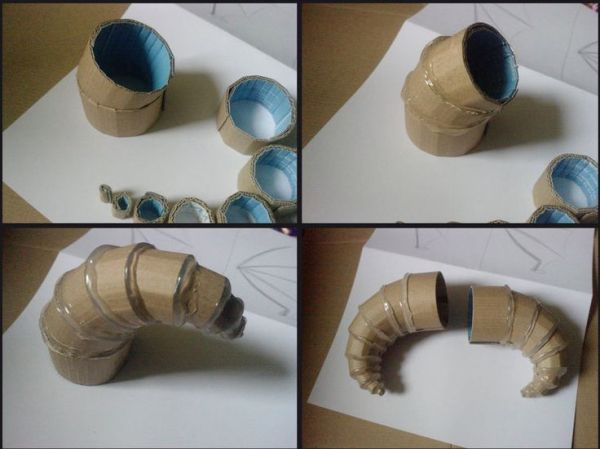 Horns are a handy cosplay accessory to have in your toolkit. They're great for fantasy costumes you put together at the last minute and are a fit for a variety of costume situations such as the ren...