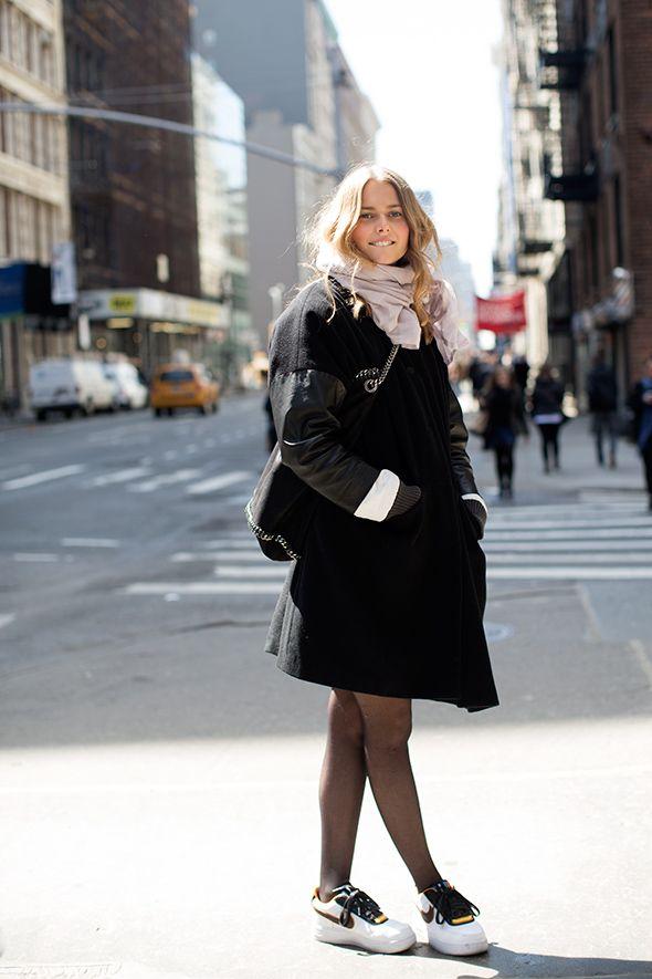 On the Street…..Broadway, New York