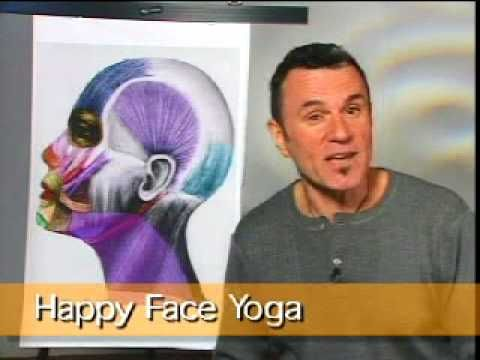 Happy Face Yoga  Facial gymnastics. Please join me (I wish I could watch people's faces watching this video)